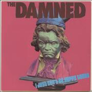 Click here for more info about 'The Damned - I Just Can't Be Happy Today'