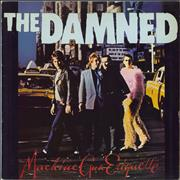 Click here for more info about 'The Damned - Machine Gun Etiquette - VG/EX'