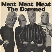 Click here for more info about 'The Damned - Neat Neat Neat - 1st + Sleeve'