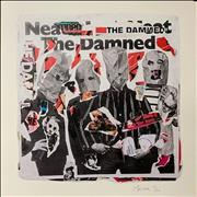 Click here for more info about 'The Damned - Neat Neat Neat - Punk Art Print'