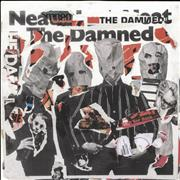 Click here for more info about 'The Damned - Neat Neat Neat - Punk Art sleeve'
