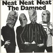 Click here for more info about 'The Damned - Neat Neat Neat'