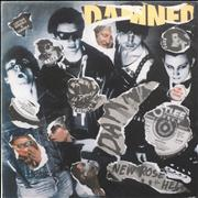 Click here for more info about 'The Damned - New Rose - Punk Art sleeve'
