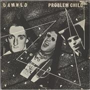 Click here for more info about 'The Damned - Problem Child - 1st - P/S - VG'