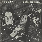 Click here for more info about 'The Damned - Problem Child - 1st - P/S'