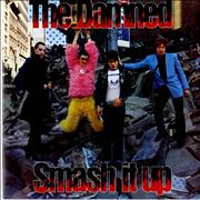 Click here for more info about 'The Damned - Smash It Up - Red vinyl'