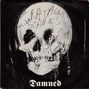 Click here for more info about 'The Damned - Stretcher Case Baby - Fully Autographed'