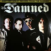 Click here for more info about 'The Damned - The Best Of The Damned - Red Vinyl'