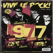 Click here for more info about 'The Damned - Vive Le Rock'