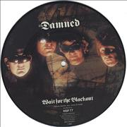Click here for more info about 'The Damned - Wait For The Blackout'