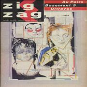 Click here for more info about 'The Damned - Zig Zag Magazine No. 109'