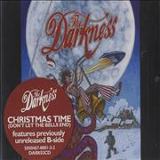 Click here for more info about 'The Darkness - Christmas Time [Don't Let The Bells End]'