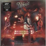 Click here for more info about 'The Darkness - Live At Hammersmith'