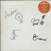 Click here for more info about 'The Darling Buds - Burst - Test pressing - Fully Autographed'