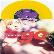 Click here for more info about 'The Darling Buds - Let's Go Round There - Yellow Vinyl'