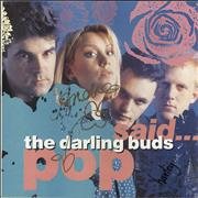 Click here for more info about 'The Darling Buds - Pop Said... - Autographed'