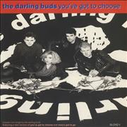 Click here for more info about 'The Darling Buds - You've Got To Choose'
