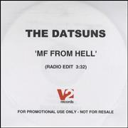 Click here for more info about 'The Datsuns - MF From Hell'