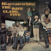 Click here for more info about 'The Dave Clark Five - 16 Greatest Hits!'