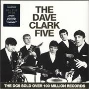 Click here for more info about 'The Dave Clark Five - All The Hits - 140gram Vinyl - Sealed'