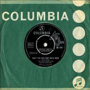 Click here for more info about 'The Dave Clark Five - Can't You See That She's Mine'