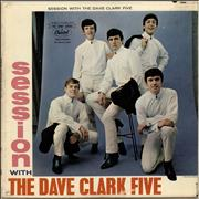 Click here for more info about 'Session With The Dave Clark Five'