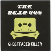 Click here for more info about 'The Dead 60's - Ghostfaced Killer - Luminous Vinyl'