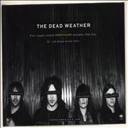 Click here for more info about 'The Dead Weather - Horehound - double sided poster'