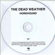 Click here for more info about 'The Dead Weather - Horehound'