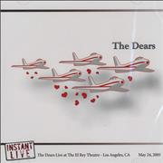 Click here for more info about 'The Dears - Instant Live - North American Tour Set'