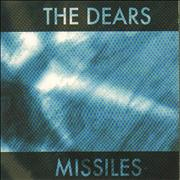 Click here for more info about 'The Dears - Missiles'