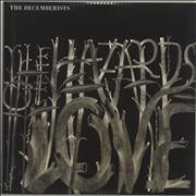 Click here for more info about 'The Decemberists - The Hazards Of Love - Sealed'