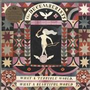 Click here for more info about 'The Decemberists - What A Terrible World, What A Beautiful World - 180gram Vinyl + Sealed'