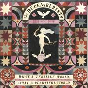 Click here for more info about 'The Decemberists - What A Terrible World, What A Beautiful World - 180gram Vinyl'