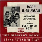 Click here for more info about 'The Deep River Boys - Deep Harmony EP'