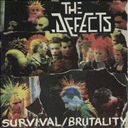 Click here for more info about 'The Defects - Survival / Brutality'