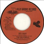 Click here for more info about 'The Delfonics - Hey Baby / Lying To Myself'
