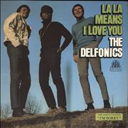 Click here for more info about 'The Delfonics - La La Means I Love You'