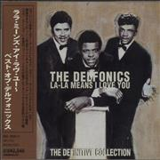 Click here for more info about 'The Delfonics - La-La Means I Love You - The Definitive Collection'
