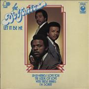 Click here for more info about 'The Delfonics - Let It Be Me'