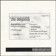 Click here for more info about 'The Delgados - Everything Goes Around The Water'