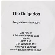 Click here for more info about 'The Delgados - Now & Forever - Rough Mixes'
