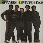 Click here for more info about 'The Detroit Spinners - Lovin' Feelings - Sealed'
