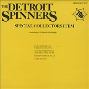 Click here for more info about 'The Detroit Spinners EP'