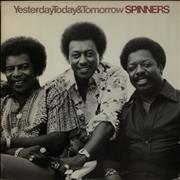 Click here for more info about 'The Detroit Spinners - Yesterday Today & Tomorrow'