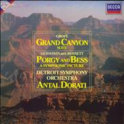 Click here for more info about 'The Detroit Symphony Orchestra - Grand Canyon Suite / Porgy And Bess (A Symphonic Picture)'