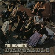 Click here for more info about 'The Deviants - Disposable - 1st'