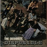 Click here for more info about 'The Deviants - Disposable - VG'