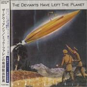 Click here for more info about 'The Deviants - Have Left The Planet'