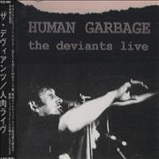 Click here for more info about 'The Deviants - Human Garbage Live!'